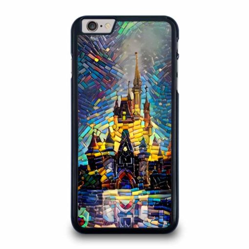DIY DISNEY CASTLE iPhone 6 / 6S Plus Case