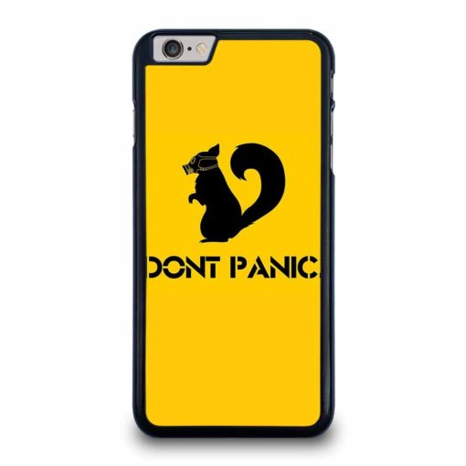 DONT PANIC iPhone 6 / 6s Plus Case Cover