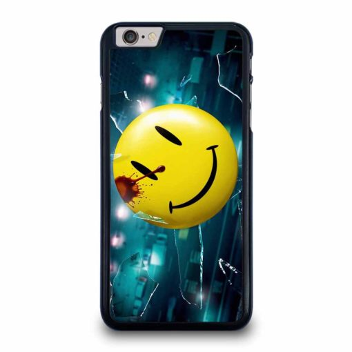 EMOJI SMILEY AND BROKEN GLASS iPhone 6 / 6S Plus Case
