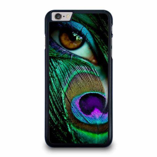 EYE PEACOCK FEATHER iPhone 6 / 6S Plus Case