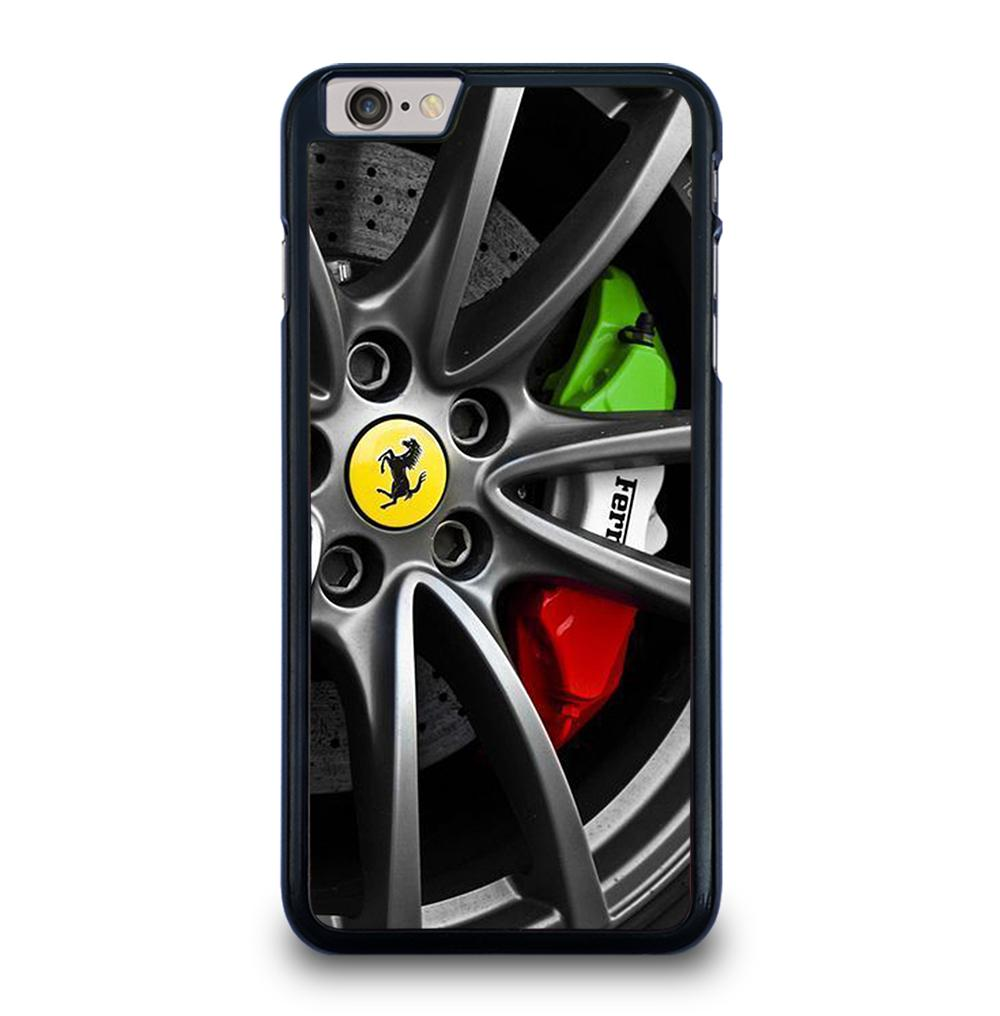 Ferrari Racing Wheels iPhone 6 / 6S Plus Case