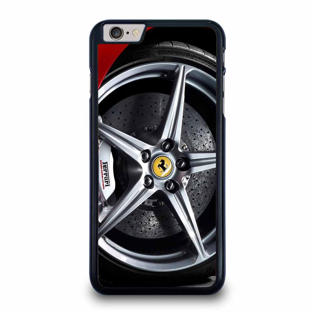 FERRARI WHEELS iPhone 6 / 6s Plus Case Cover