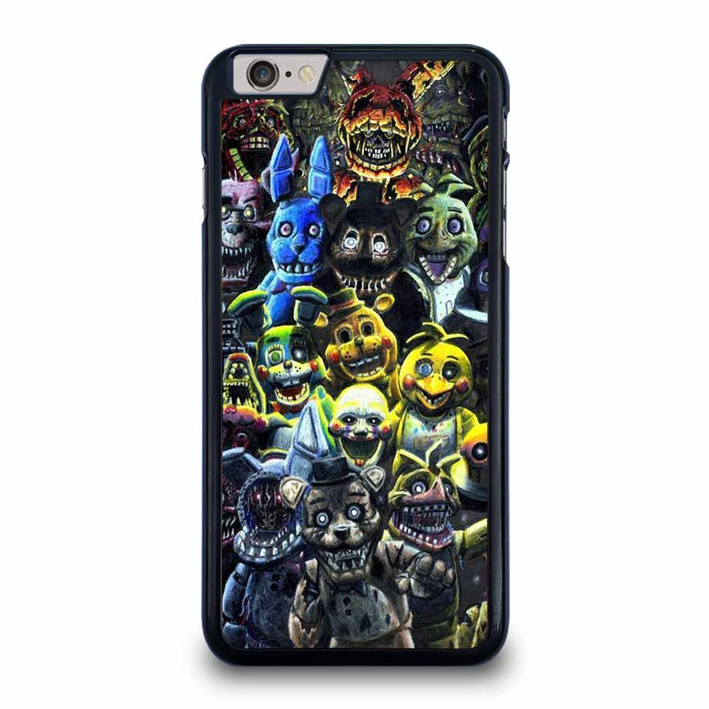 FIVE NIGHTS AT FREDDY'S FNAF iPhone 6 / 6s Plus Case Cover