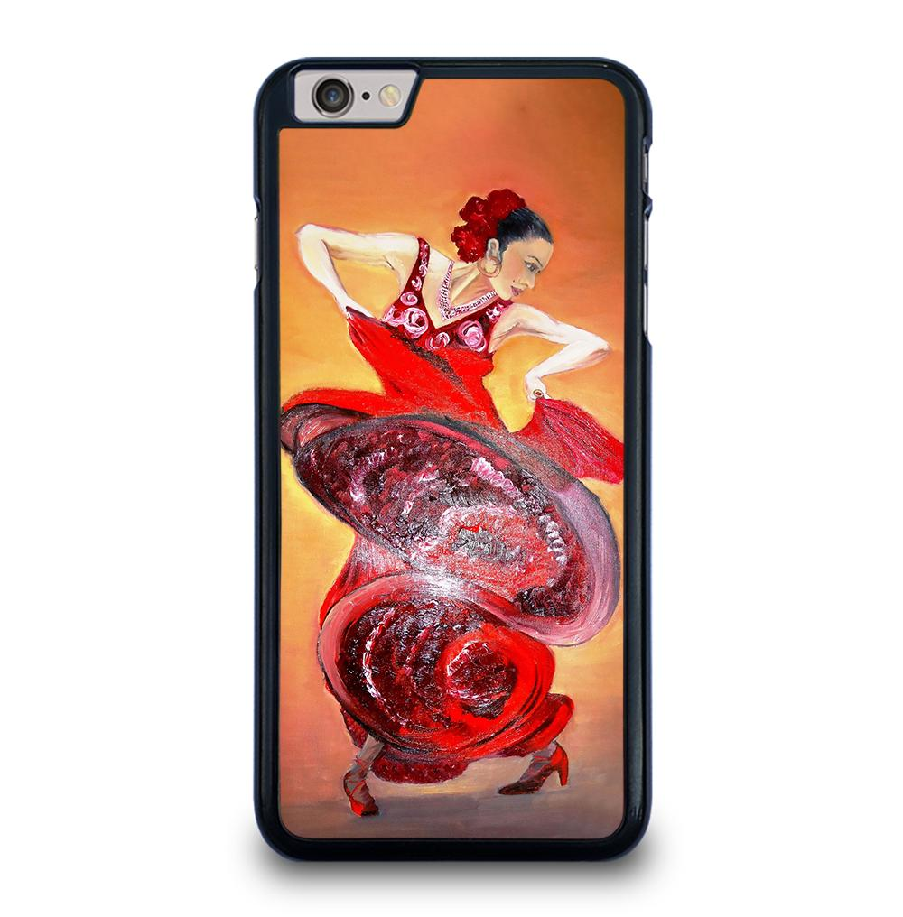 Flamenco Dancer iPhone 6 / 6s Plus Case Cover