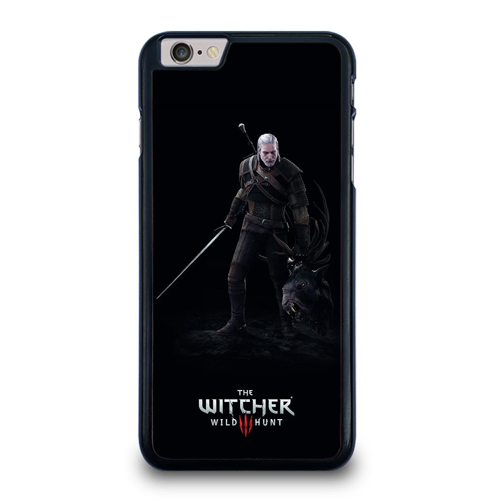 Geralt of Rivia The Witcher 3 Wild Hunt iPhone 6 / 6S Plus Case
