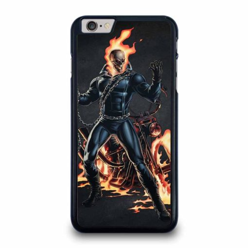 GHOST RIDER SKULL iPhone 6 / 6S Plus Case