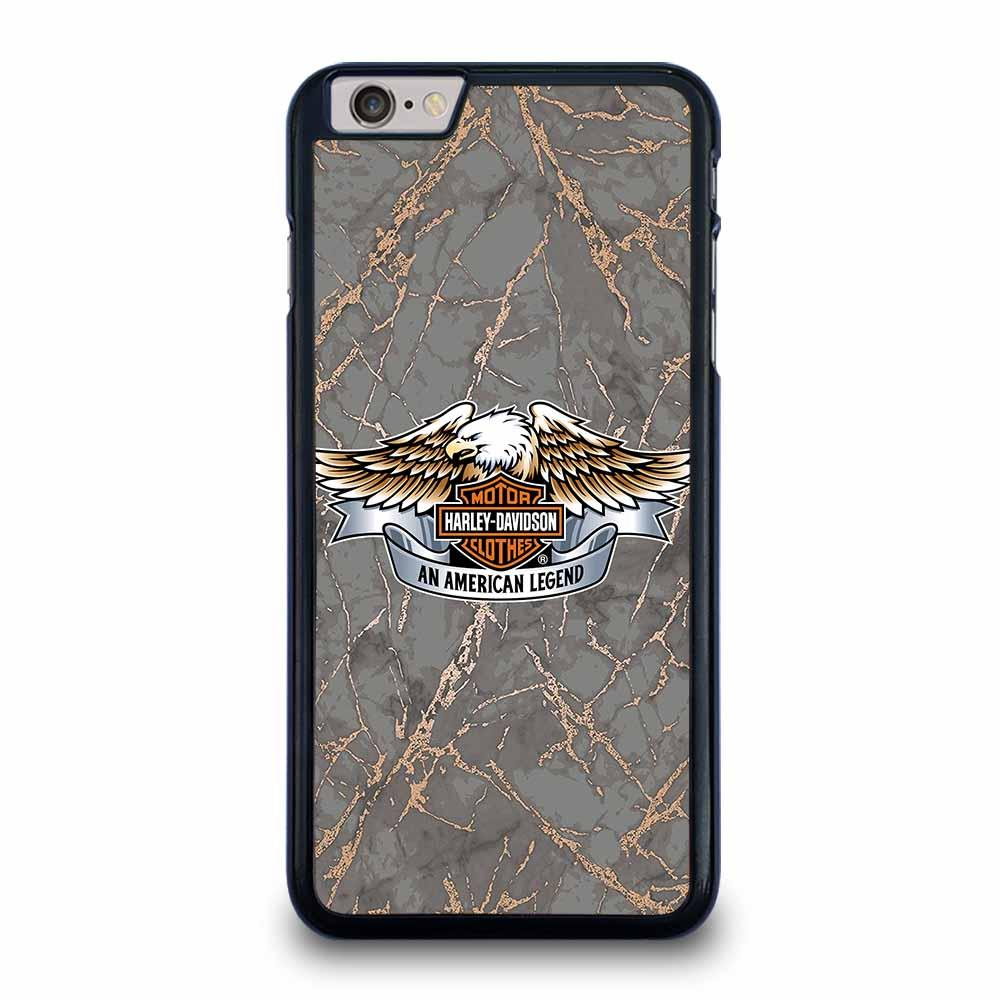 HARLEY DAVIDSON METALLIC MARBLE iPhone 6 / 6S Plus Case