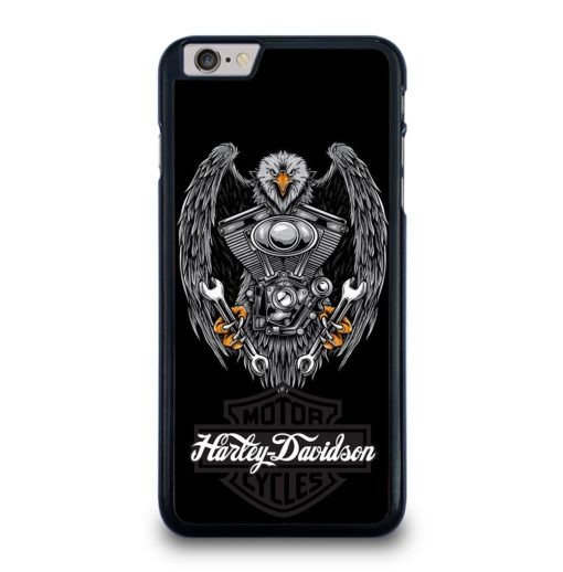 HARLEY DAVIDSON SOCIETY iPhone 6 / 6s Plus Case Cover