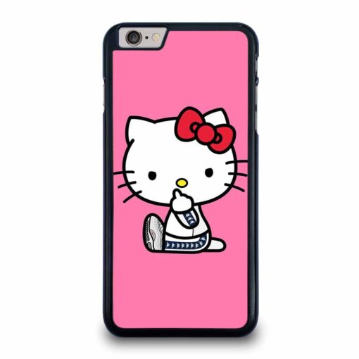 HELLO KITTY MIDDLE FINGER iPhone 6 / 6s Plus Case Cover