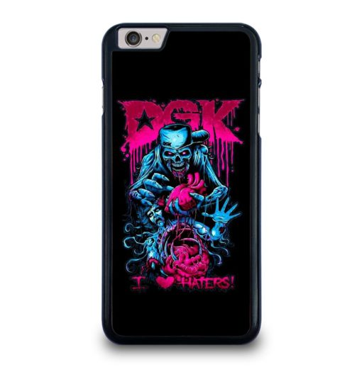 I Love Haters iPhone 6 / 6S Plus Case