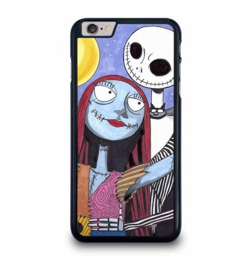 JACK SKELLINGTON SALLY NIGHTMARE BEFORE CHRISTMAS iPhone 6 / 6s Plus Case Cover