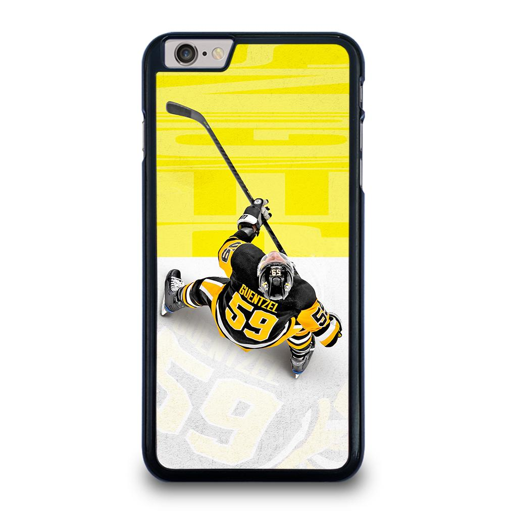 Jake Guentzel Pittsburgh Penguins iPhone 6 / 6s Plus Case Cover