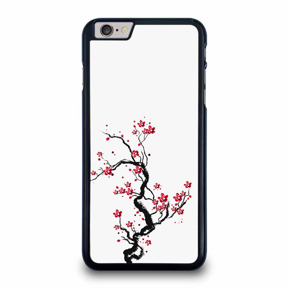 JAPANESE CHERRY BLOSSOM iPhone 6 / 6s Plus Case Cover