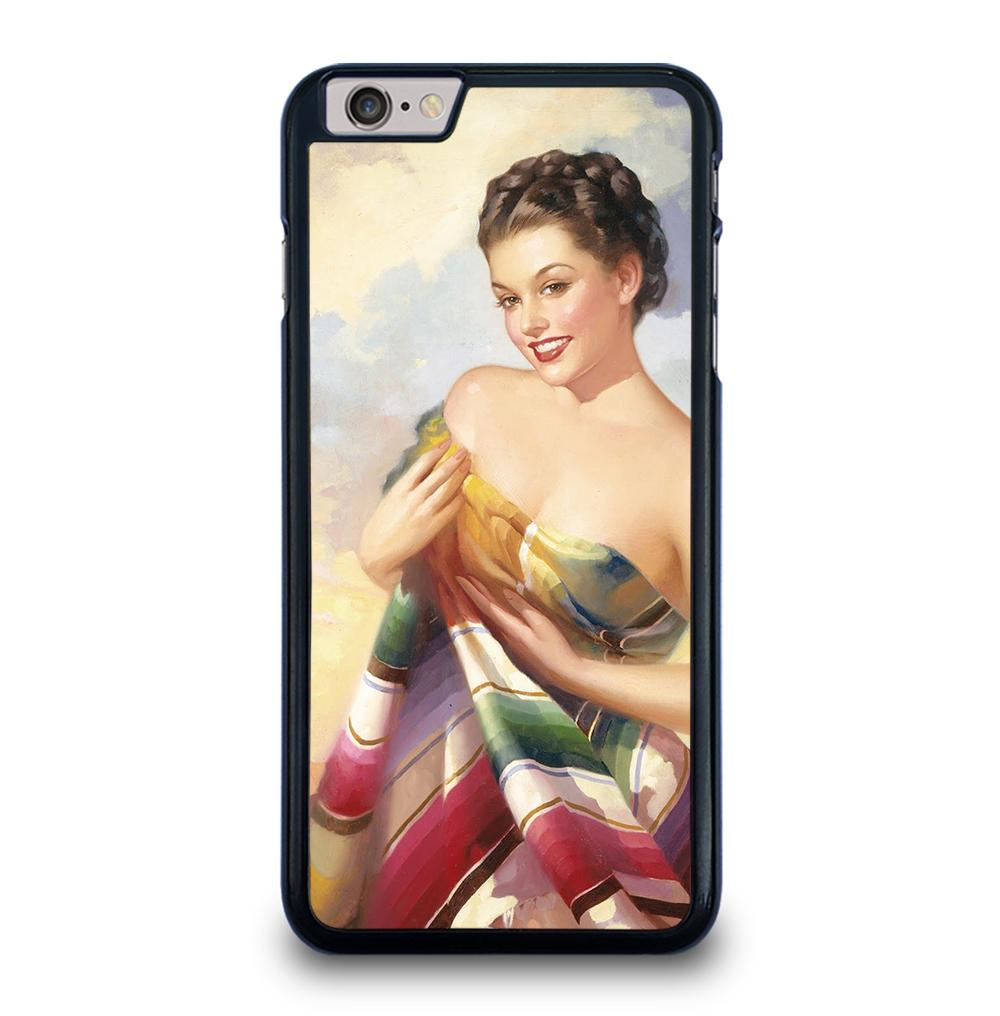 Jesus Helguera Painting Girl iPhone 6 / 6S Plus Case