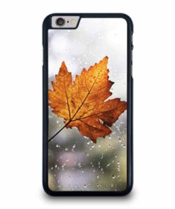 LEAF FALL WITH RAINDROP iPhone 6 / 6S Plus Case