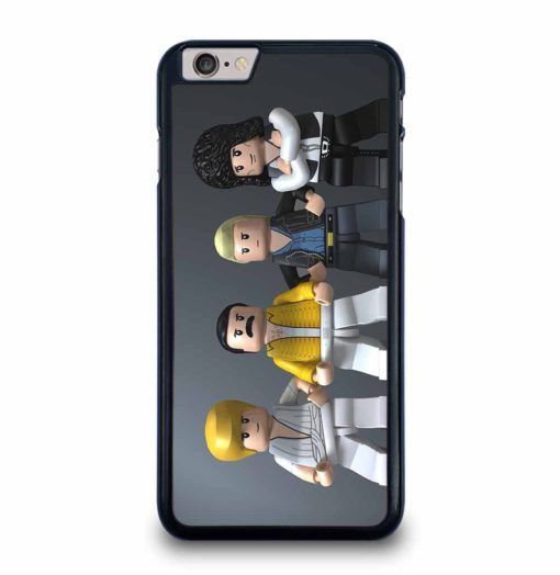 LEGO FREDDIE MERCURY QUEEN iPhone 6 / 6S Plus Case