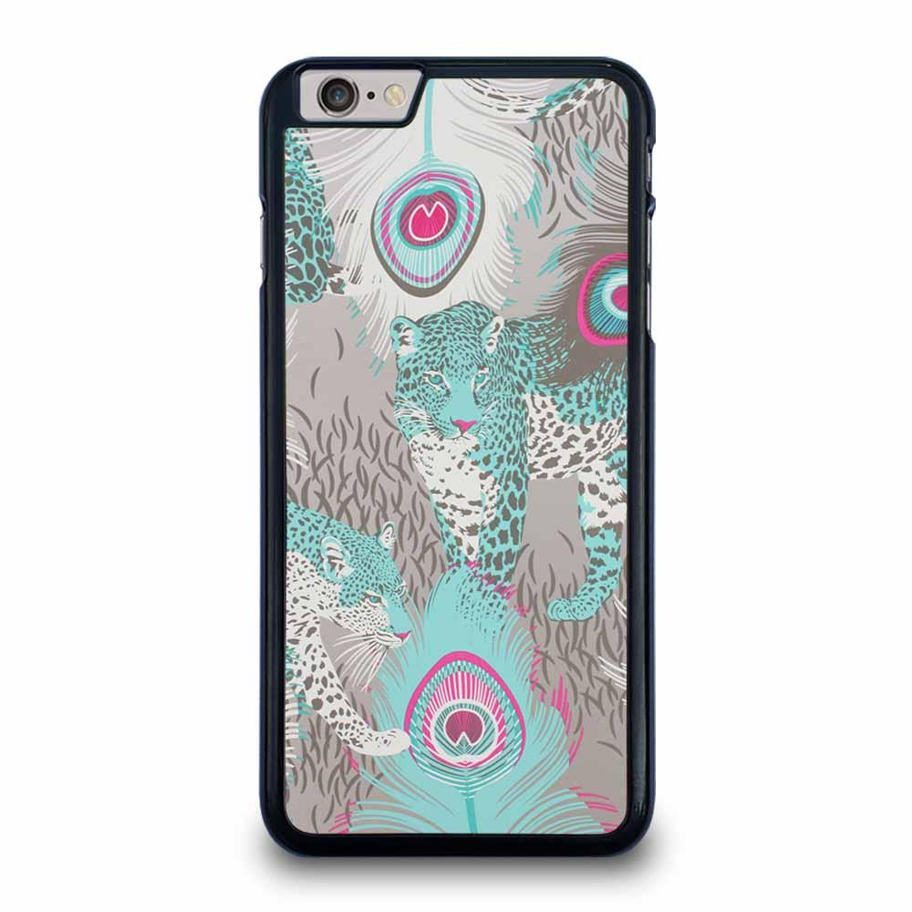 LEOPARD PEACOCK iPhone 6 / 6s Plus Case Cover
