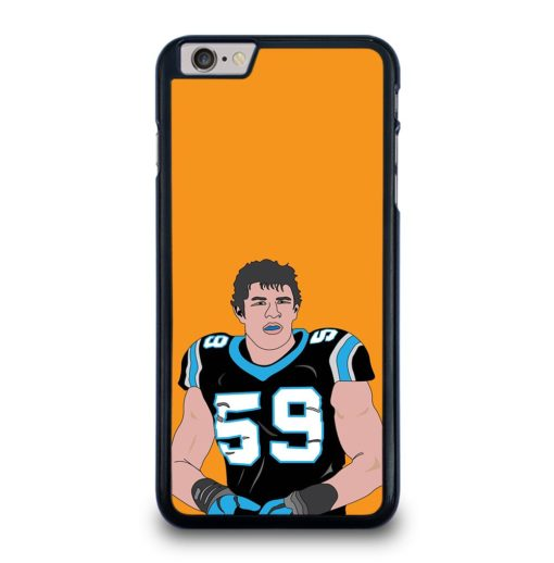 Luke Kuechly iPhone 6 / 6s Plus Case Cover
