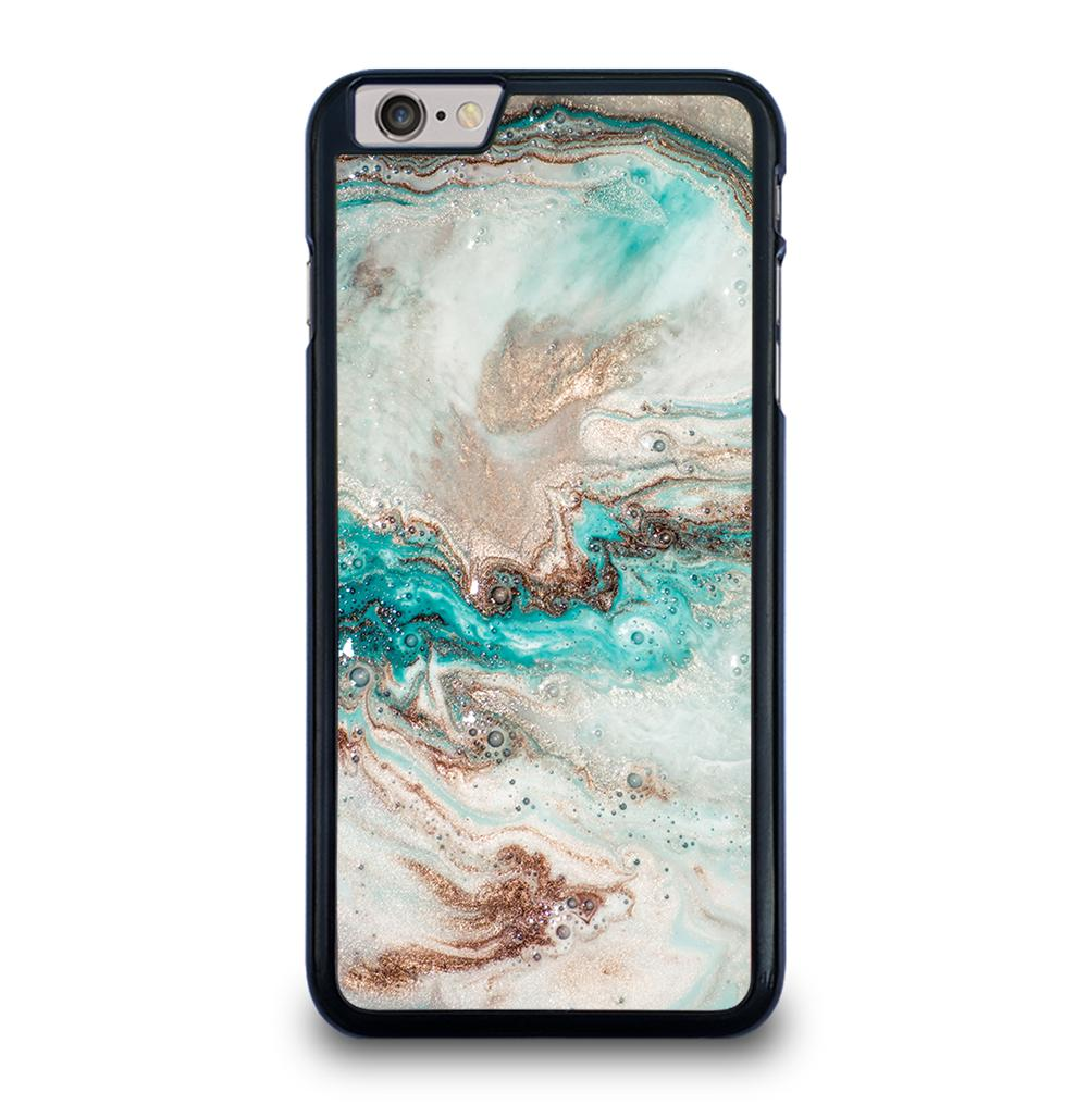 MARBLE IRIDESCENT HOLOGRAPHIC iPhone 6 / 6S Plus Case