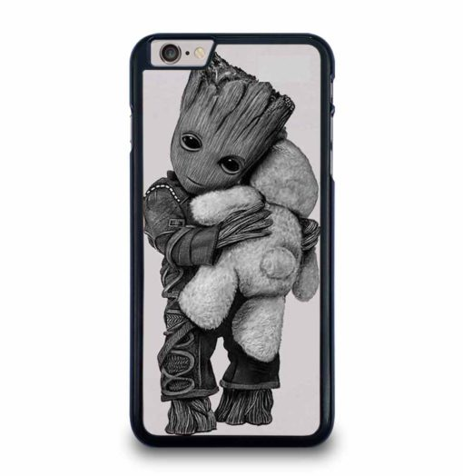 MARVEL BABY GROOT GUARDIANS OF THE GALAXY iPhone 6 / 6s Plus Case Cover