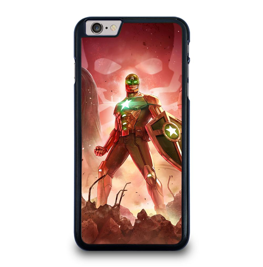 Marvel Future Fight iPhone 6 / 6S Plus Case