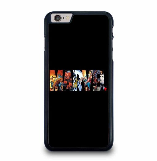 MARVEL INFINITY WAR LOGO iPhone 6 / 6s Plus Case Cover