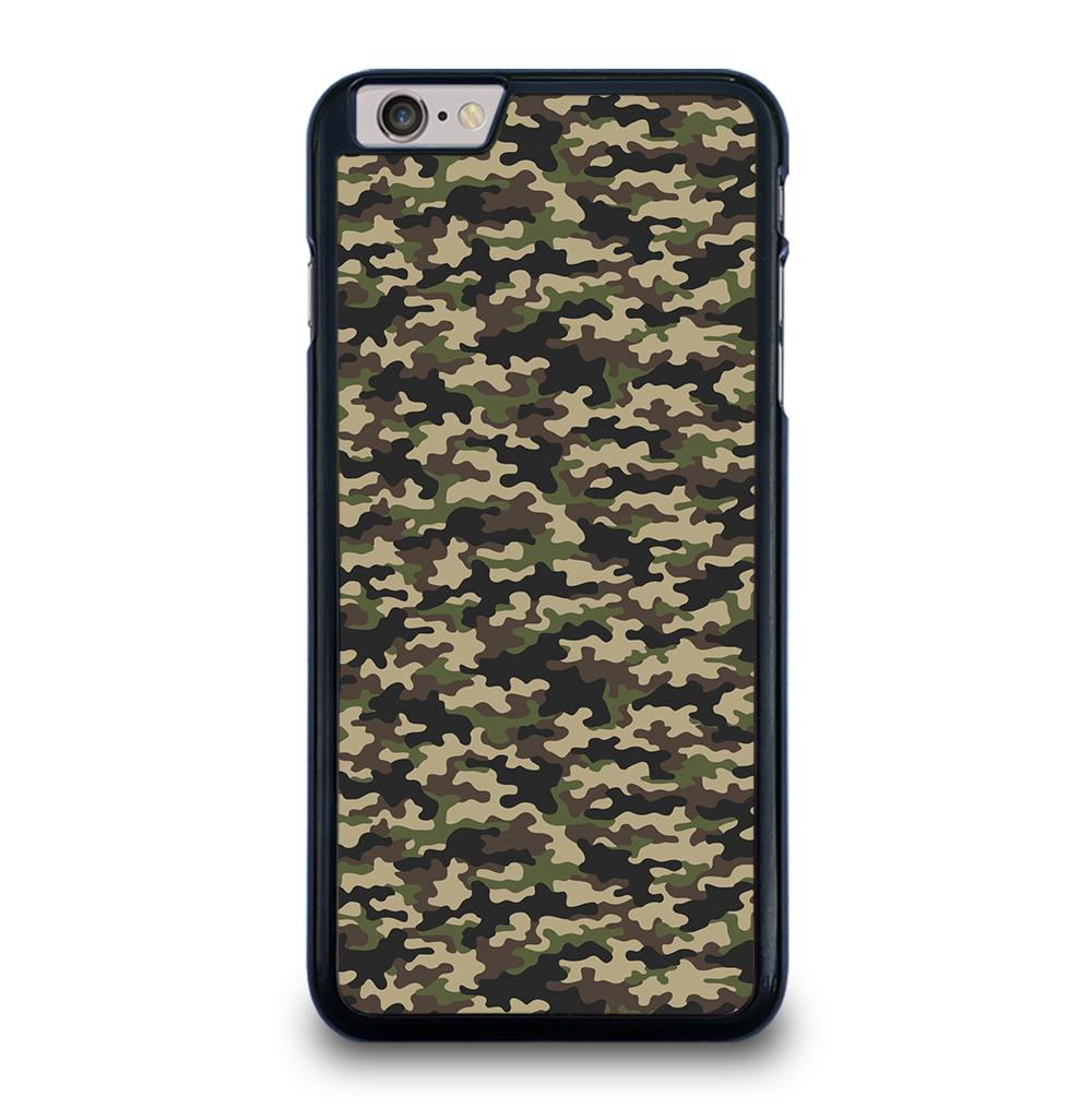MILITARY CAMOUFLAGE ARMY iPhone 6 / 6S Plus Case