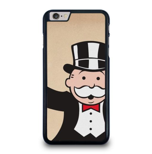 Monopoly Uncle Pennybags With Cane iPhone 6 / 6S Plus Case