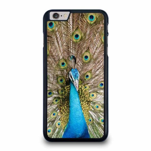 NATURAL PEACOCK iPhone 6 / 6s Plus Case Cover