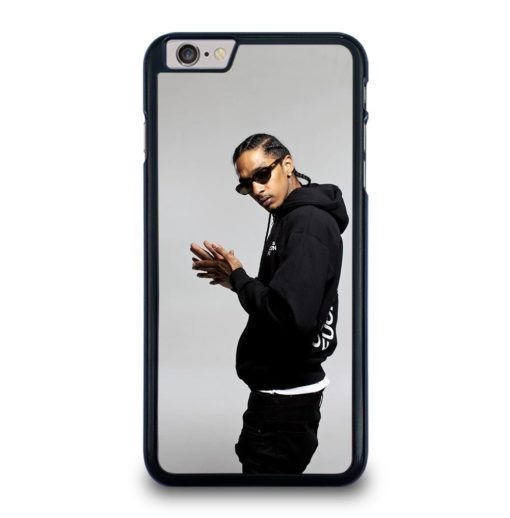 NIPSEY HUSSLE Legendary Crenshaw Memorial iPhone 6 / 6s Plus Case Cover