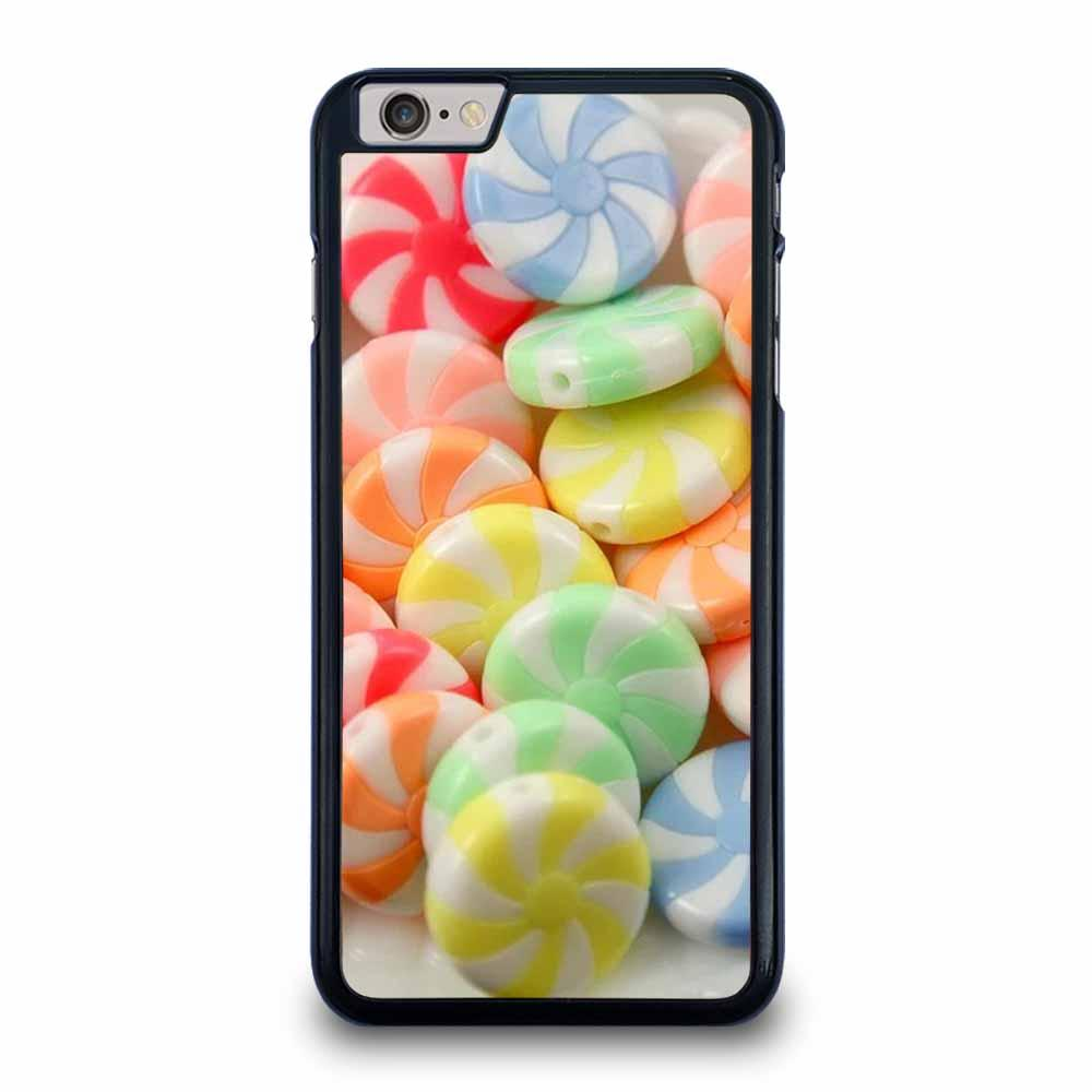 PEPPERMINT CANDY BEADS iPhone 6/6S Plus Case
