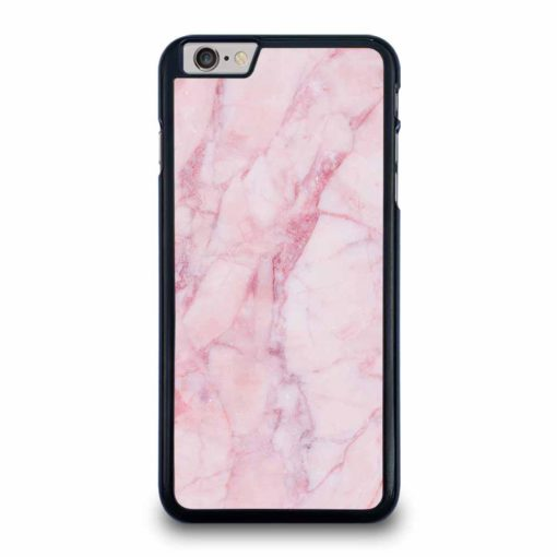 PINK MARBLE TEXTURE iPhone 6/6S Plus Case