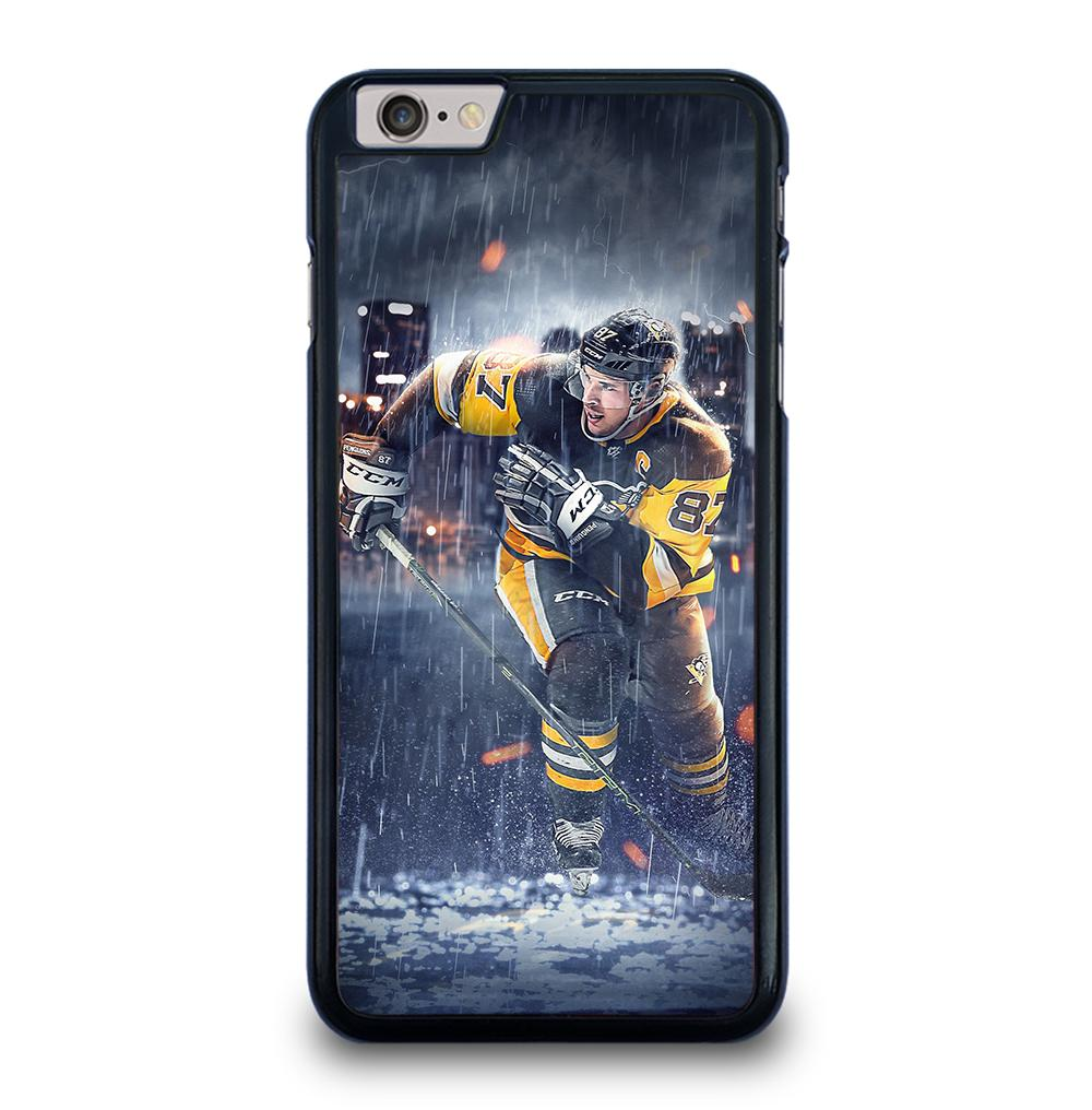 Pittsburgh Penguins Sidney Crosby iPhone 6 / 6s Plus Case Cover