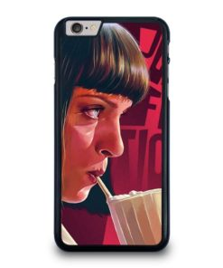 Pulp Fiction Mia Wallace iPhone 6 / 6s Plus Case Cover