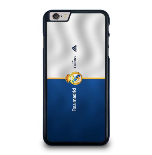 REAL MADRID FLY EMIRATES iPhone 6 / 6S Plus Case