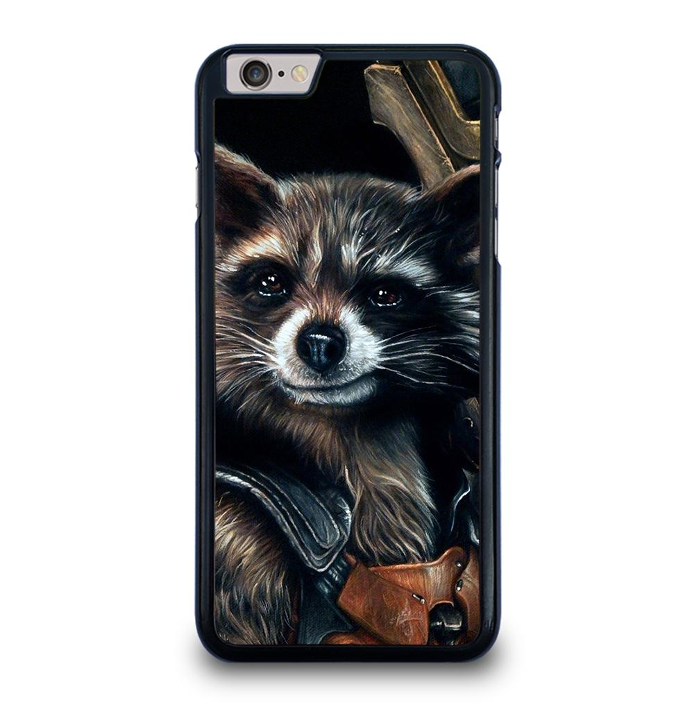 ROCKET RACCOON GUARDIANS OF THE GALAXY iPhone 6 / 6s Plus Case Cover