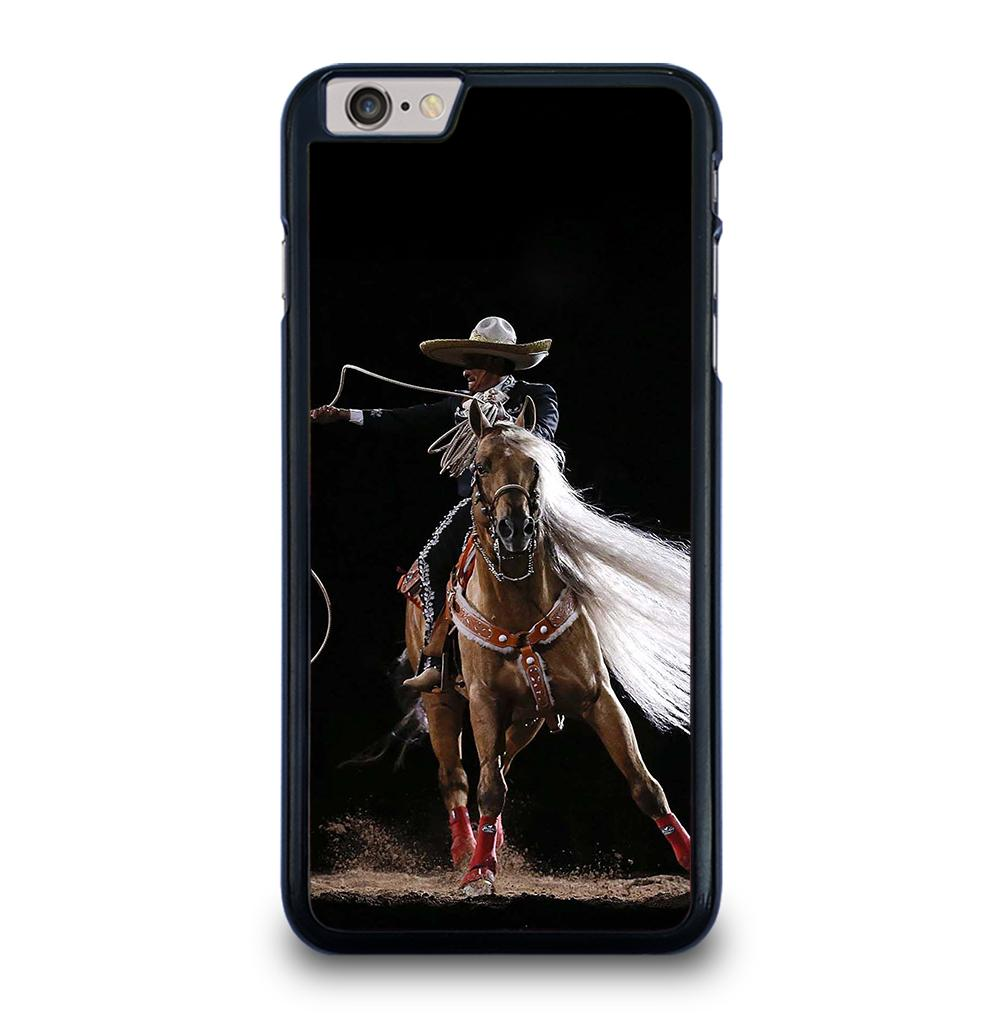 Rodeo Cowboy Lasso Horse iPhone 6 / 6s Plus Case Cover