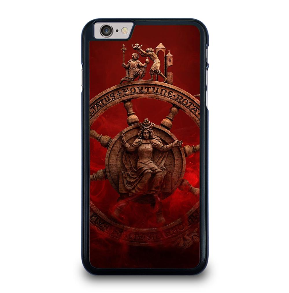 Rota Fortunae Symbol iPhone 6 / 6s Plus Case Cover