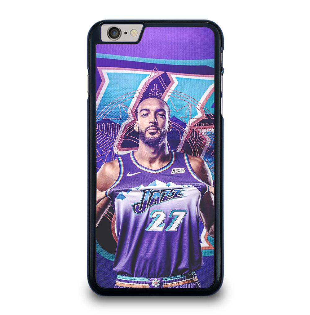 Rudy Gobert Utah Jazz iPhone 6 / 6s Plus Case Cover