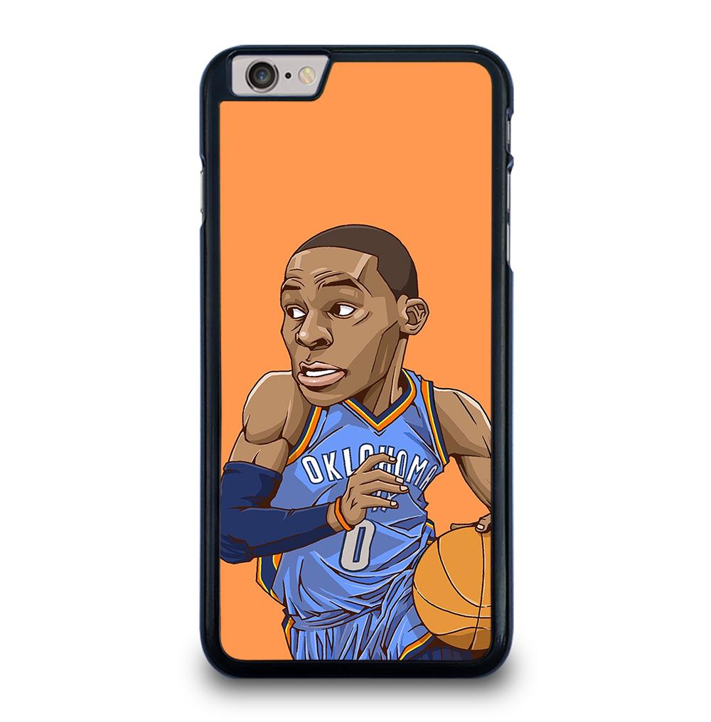 Russell Westbrook Oklahoma City iPhone 6 / 6s Plus Case Cover