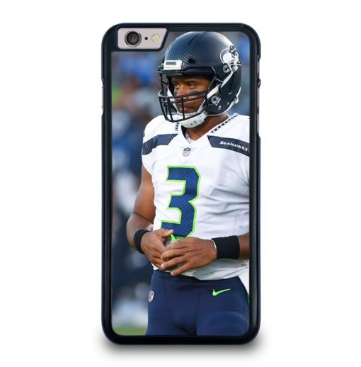 Russell Wilson Seattle Seahawks iPhone 6 / 6s Plus Case Cover