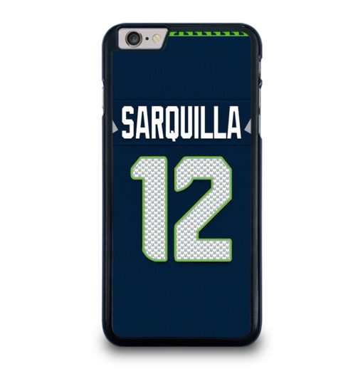 Seattle Seahawks Sarquilla iPhone 6 / 6s Plus Case Cover