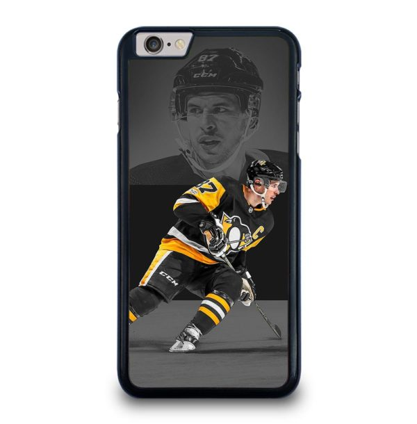 Sidney Crosby Captain Pittsburgh Penguins iPhone 6 / 6s Plus Case Cover