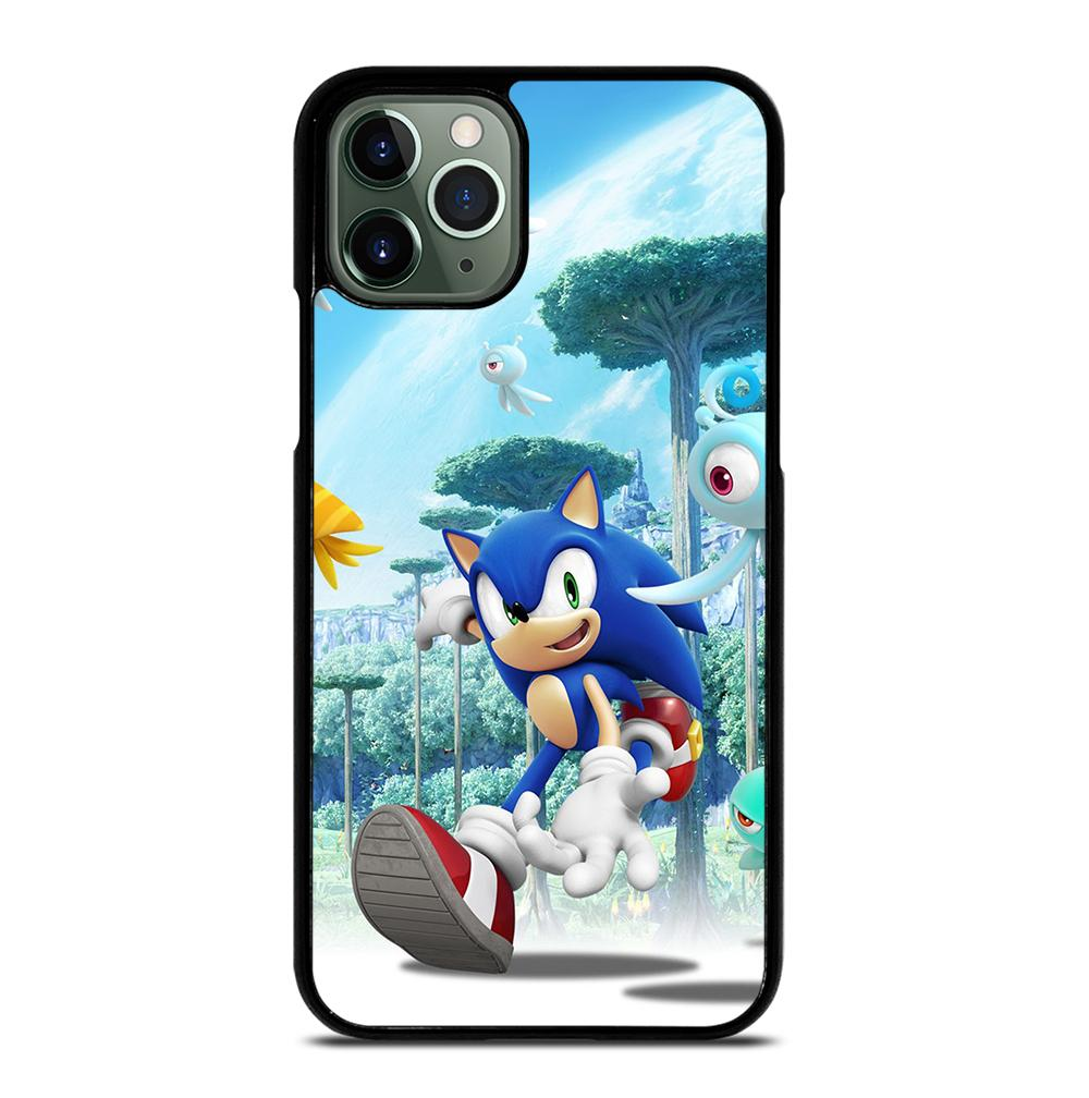 SONIC SHADOW THE HEDGEHOG iPhone 11 Pro Max Case
