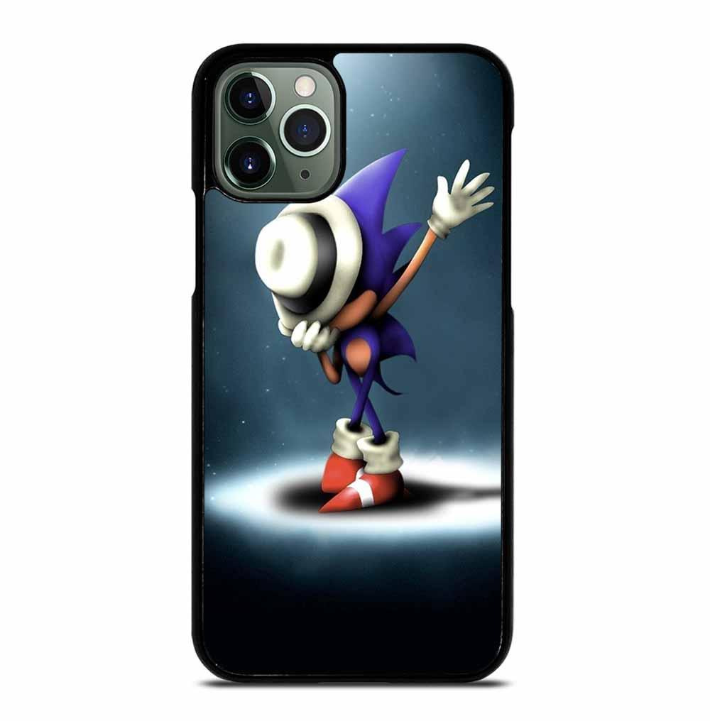 SONIC THE HEDGEHOG DANCE MICHAEL JACKSON iPhone 11 Pro Max Case