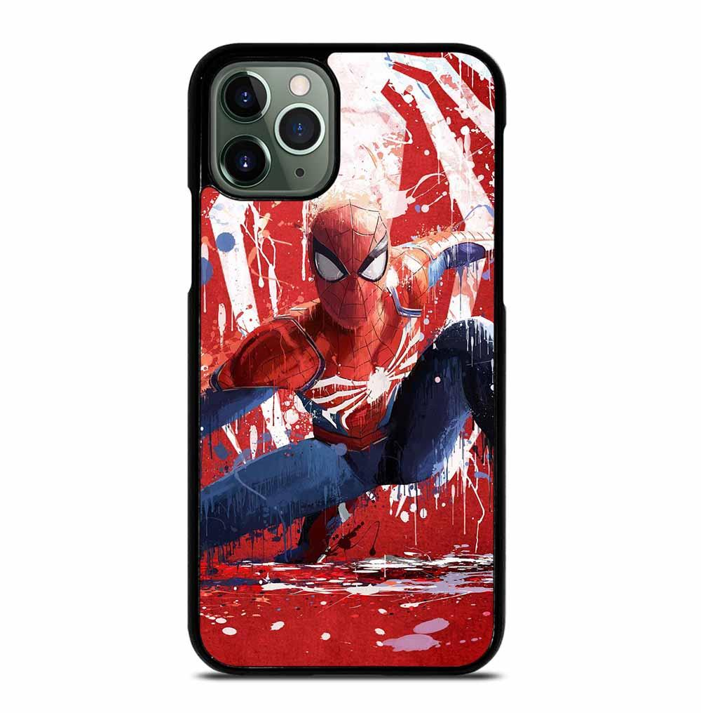 SPIDER MAN SUPERHERO iPhone 11 Pro Max Case