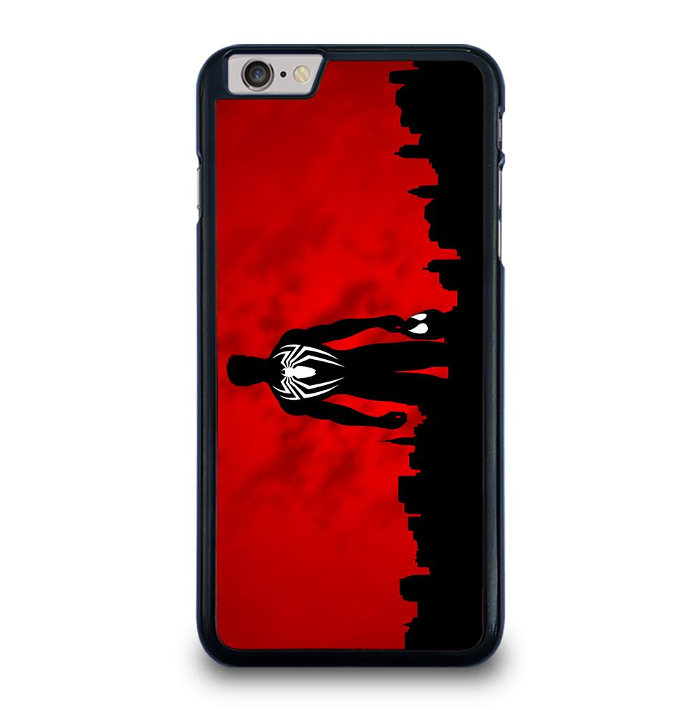 SPIDERMAN SILHOUETTES iPhone 6 / 6s Plus Case Cover