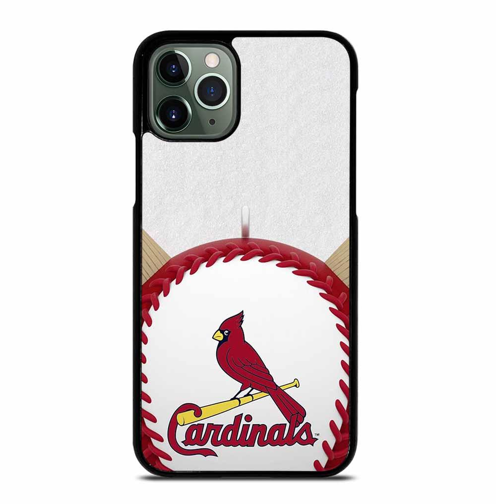 ST LOUIS CARDINALS BALL iPhone 11 Pro Max Case