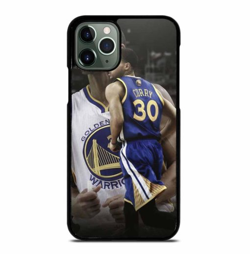 STEPHEN CURRY GOLDEN STATE WARRIORS iPhone 11 Pro Max Case