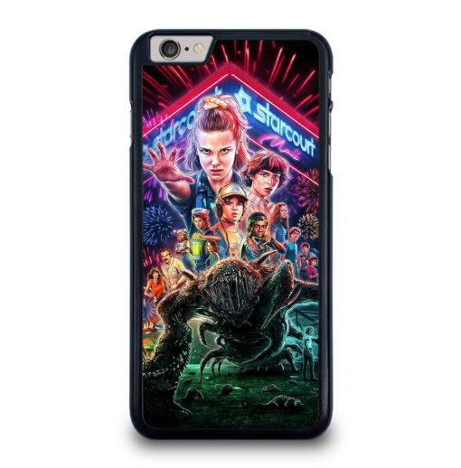 Stranger Things Poster iPhone 6 / 6s Plus Case Cover